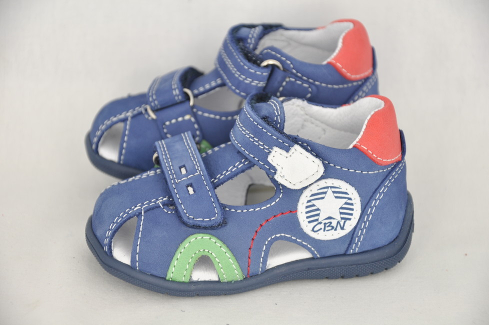Chlapčenské sandále Marines Ocean - CICIBAN a51a0470381