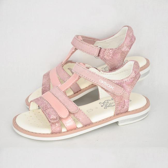 9ea5a4f91d6e3 Dievčenské letné sandále Geox Rose - CICIBAN