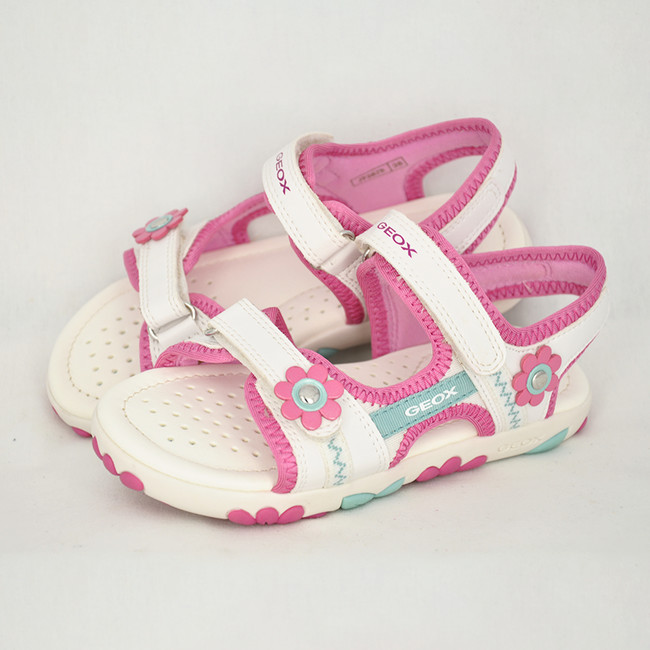 1b816fe0ab0cd Dievčenské letné sandále GEOX - CICIBAN