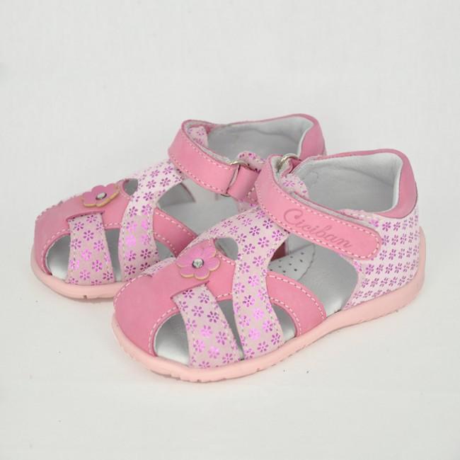 d1cefdcea811 Dievčenské sandálky Marines Rosa - CICIBAN
