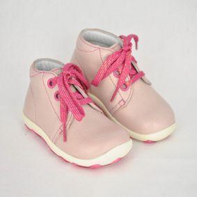 bce180204dd9 Celokožené kotníkové topánky na šnúrovanie CAMELIA