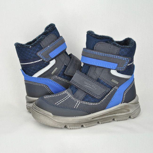 Chlapčenské čižmy Superfit Blau Blau - CICIBAN 9b7130072ce