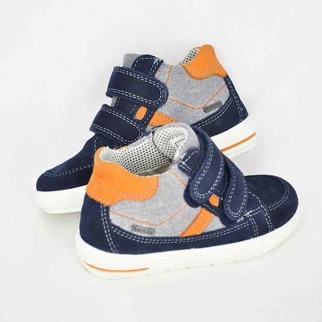 Chlapčenské topánky. Chlapčenské Goretexové SF Ocean Kombi 34e738ec30d