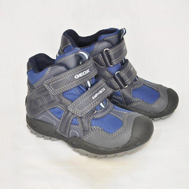 Chlapčenské nepremokavé topánky GEOX