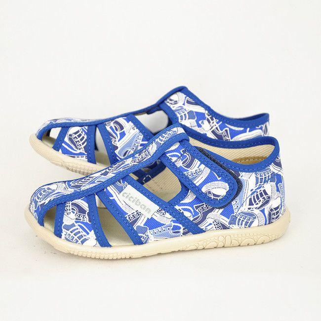 Chlapčenské papuče Ciciban Basket