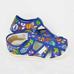 738ab8c8ce70 Chlapčenské papuče Ciciban Boom