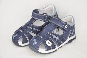 1aa77dab9 Chlapčenské sandále Ciciban Navy