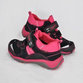 Dievčenké gore-texové topánky Schwarz bafaed11d90