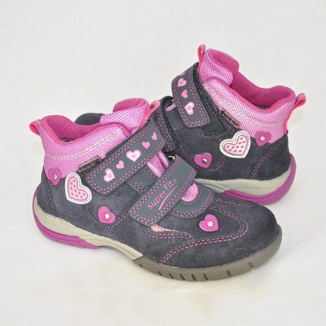 Dievčenské Goretexové topánky OCEAN - CICIBAN c98510b29aa