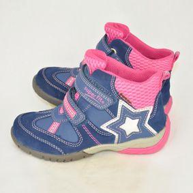 914d1d8676cf Dievčenské Goretexové topánky WATER