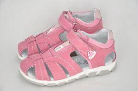 c458e89ec23d Dievčenské sandále Trekk Rosa