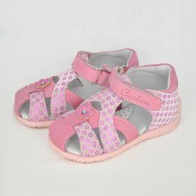8411e77c4270 Dievčenské sandálky Marines Rosa