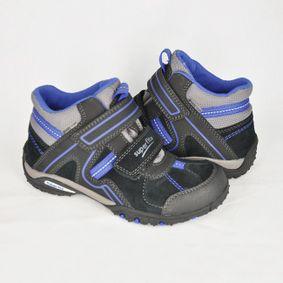 Gore-texové kotníkové topánky modré 97661dd7567