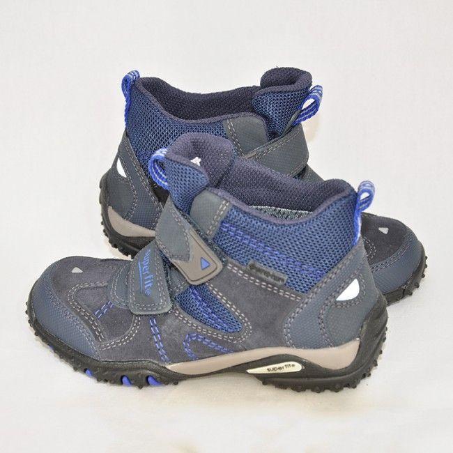 Goretexové chlapčenské topánky OCEAN - CICIBAN ad00fa568b7